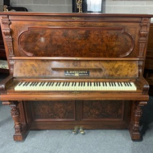 Schwechten Upright Piano