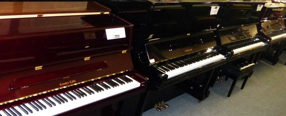 Piano Sales & Rental